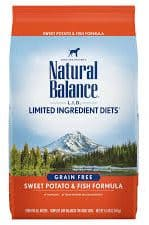 Natural Balance Limited Ingredients Diets Grain-Free Dry Dog Food