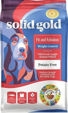 Solid Gold Fit & Fabulous Dry Dog Food