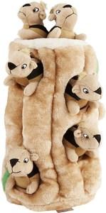 Outward Hound Hide A Squirrel Plush Toy