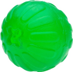 Starmark Treat Dispensing Chew Ball Dog Toy