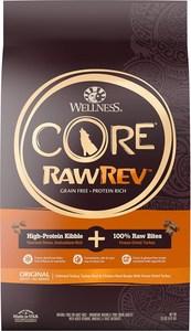 Wellness CORE RawRev Gain-Free Original Recipe with Freeze-Dried Turkey Dry Dog Food