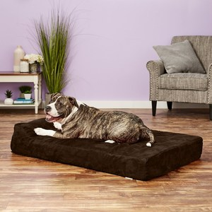 Big Barker Headrest Edition Pillow Top Orthopedic Dog Bed