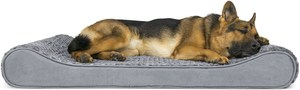 FurHaven Ultra Plush Luxe Lounger Orthopedic Dog Bed