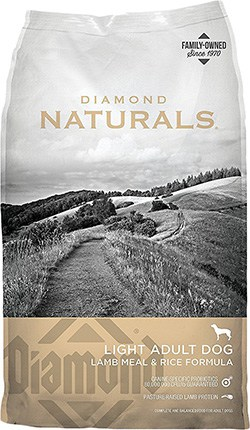 Diamond Naturals Light Formula