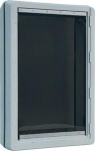 Ideal Pet Products Designer Series Ruff-Weather Pet Door